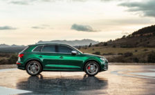 2020 Audi Q5 Azores Green Automatic Engine, Release Date